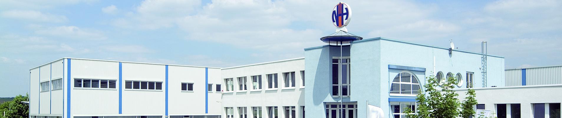 Neumeister Hydraulik Firmenzentrale in Neustadt, Kunde von Accenon