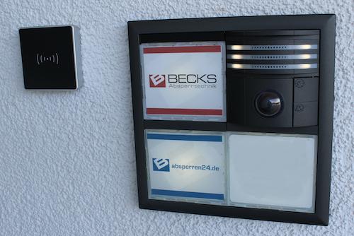 ACCENON_Zutrittsanlage_Becks
