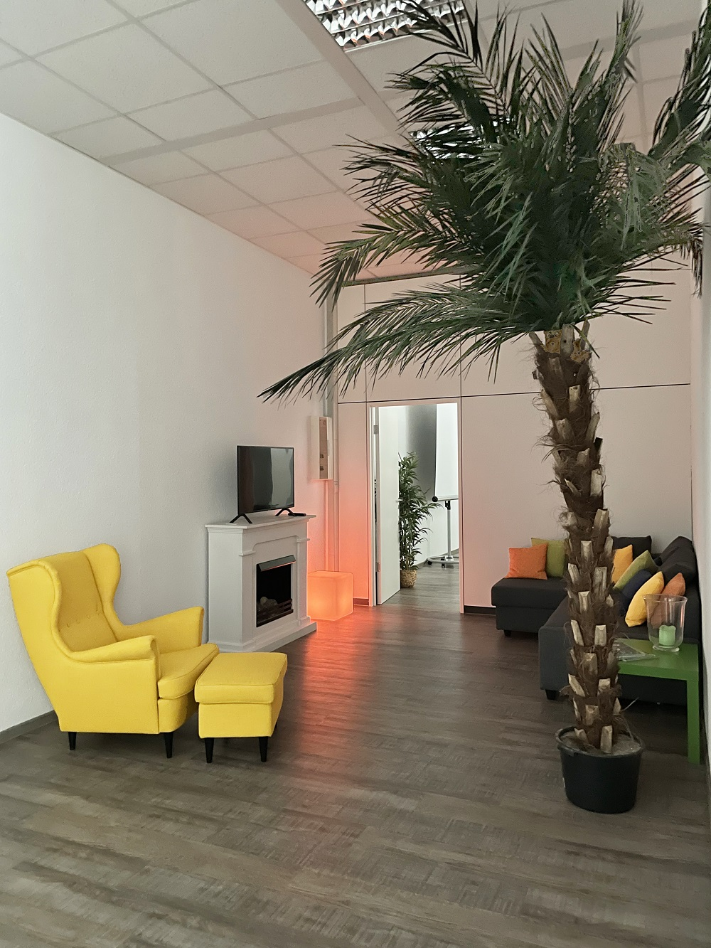 ACCENON Office Sofaecke