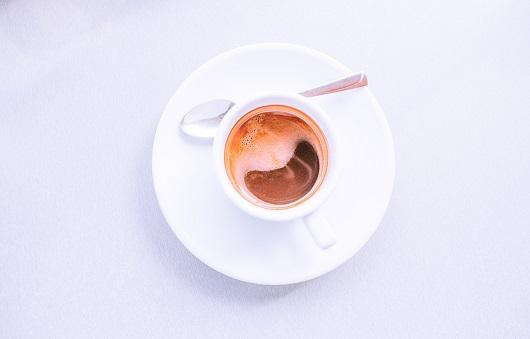 Pause, Café
