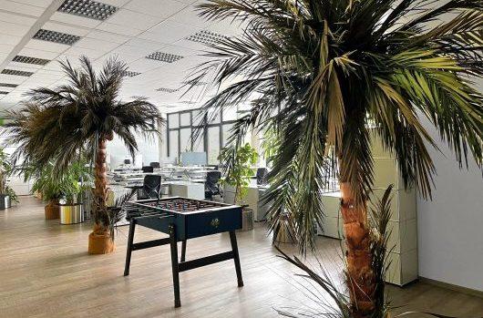 Büro Acccenon, Tischkicker, Jubiläum