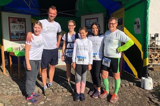 Accenon Team, 24 Stunden Laufen für Wasser, Jubiläum