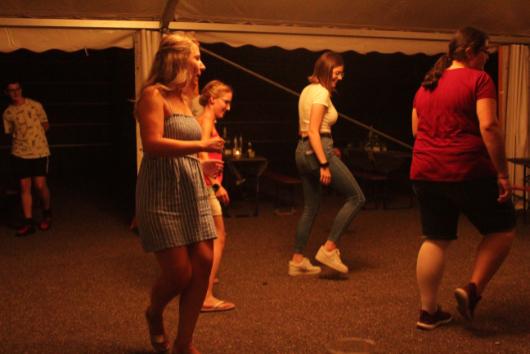 ACCENON Jubiläum Tanzen