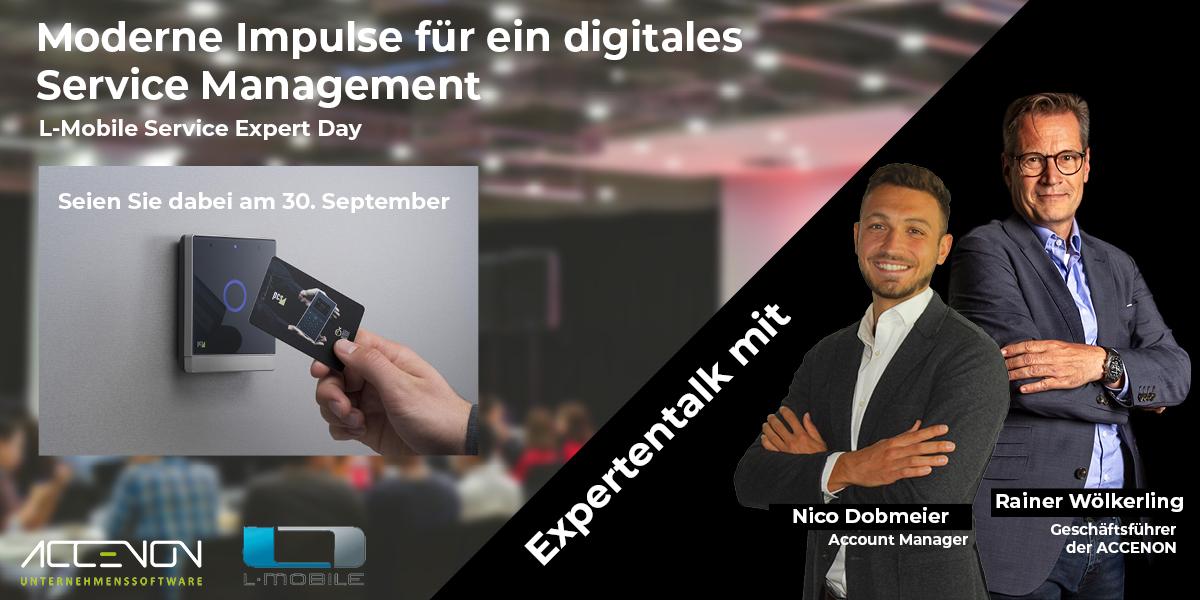L-Mobile Event, Service Expert Day, Zeiterfassung, Personalzeiterfassung