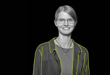 Mitarbeiterin bei der ACCENNON Isabella Kloska